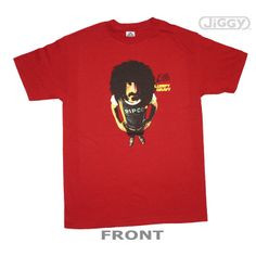 Frank Zappa t-shirt with album artwork from