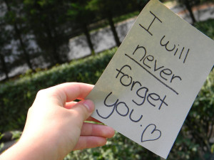 صور i will never forget you