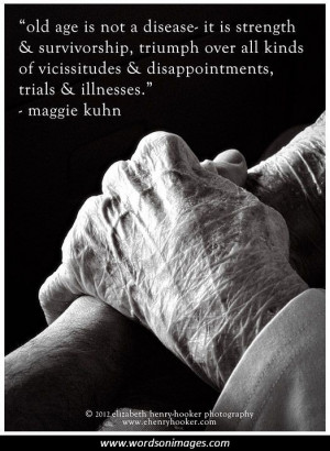 Quotes About Caring For Elderly Inspirational Quotes Elderly