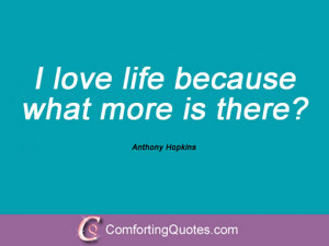 Anthony Hopkins Quotes And Sayings