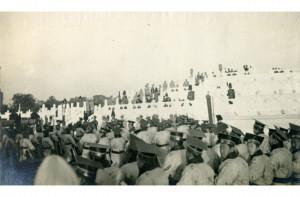 Yuan Shikai was sworn in as