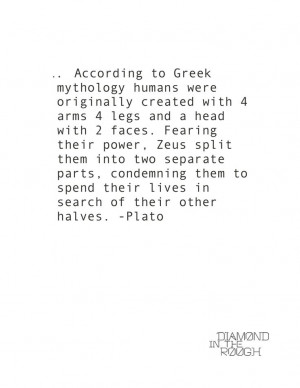 Greek Mythology #Plato #love #quote