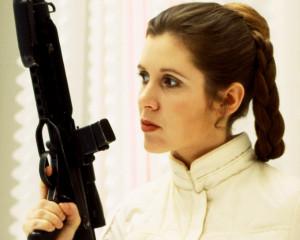 Princess Leia Famous Wallpaper