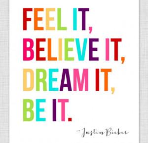 ... ! Grab your free, colorful inspirational printable at TomKat Studio