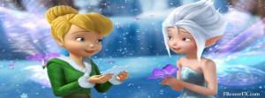 Tinkerbell Disney Sisters 3 Facebook Cover
