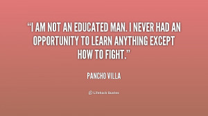 Related Pictures pancho villa quote facebook cover thumb