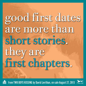 Two Boys Kissing' Photo Quotes: Inspirational Lines From Upcoming YA ...