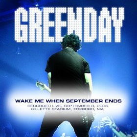 Green Day (Official Music Video) - Wake Me Up When September Ends