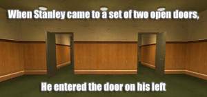 Narrating The Stanley Parable