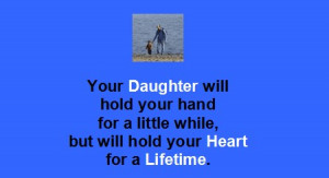 ... daughter-will-hold-your-heart-for-a-lifetime-Famous-Daughter-Quotes