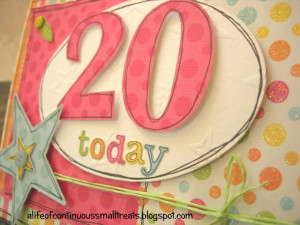 Displaying 19> Images For - Daughter 20th Birthday Quotes...