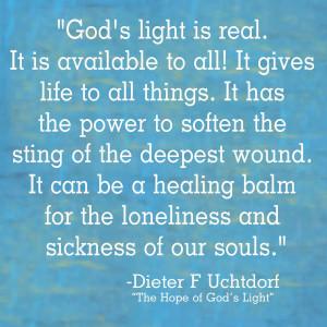 Hope of God's Light