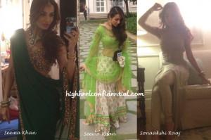 Malaika Arora Khan Pix Wedding Andampfamily