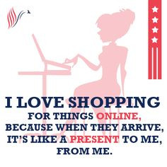 Shopping #Quotes More