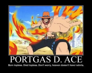 Ace D. Portgas Ace D. Portgas