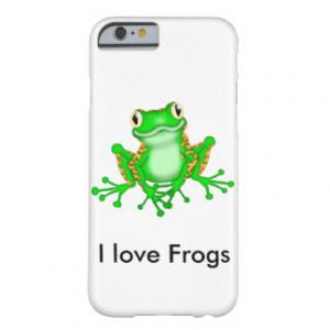 Frog Sayings Gifts
