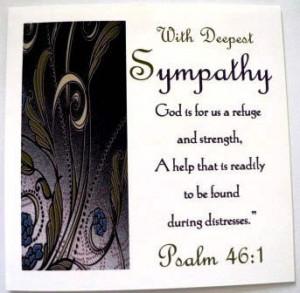 Photos of Deepest Sympathy Quotes Condolences