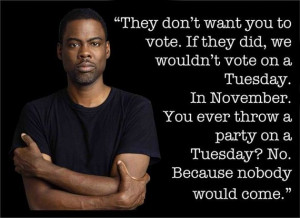 Great quotes by Chris Rock.