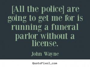 john wayne success quote art design your own quote