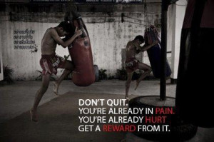 Home > Quotes > Quote on pain and reward . Dont Quit !