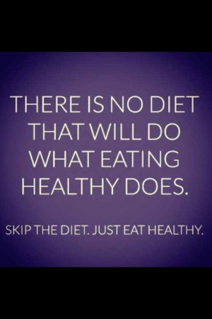 Eat Healthy,Stay Healthy!!