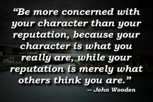 character quotes character quotes 35 good quotes about character ...