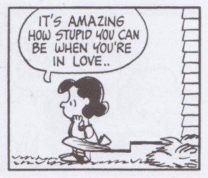 amazing, art, charlie brown, funny, girl, inlove, love, lucy, peanuts ...