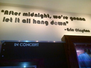 Seminole Hard Rock Hotel Tampa: Music Quote