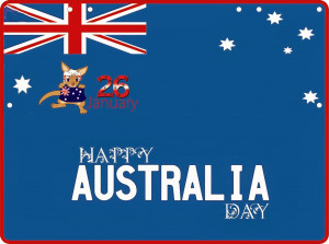 Happy Australia Day 2014 Greeting Cards Images & Wishes Quotes