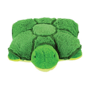 As Seen on TV Pillow Pet, Tardy Turtle ($19) liked on Polyvore
