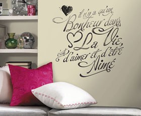 Laugh, Play, Dream Giant Wall Decals