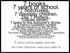 ... for this image include: harry potter, love, quotes, seven and tumblr