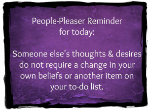 Rehab for People Pleasers – 3 Tips to Overcome People Pleasing