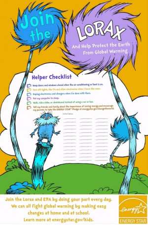 Lorax Helper Checklist