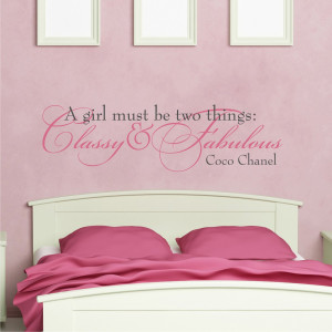 Wall Quotes For Teenage Girls Room