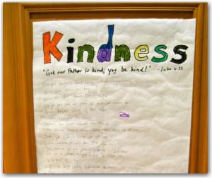 bible verses kindness