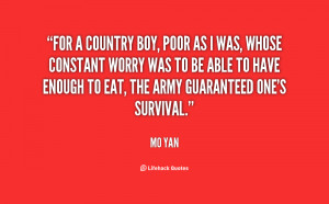 want a country boy quotes