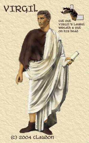 Virgil, also Vergil, fully Publius Vergilius Maro