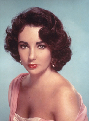 Miss Elizabeth Rosemond Taylor