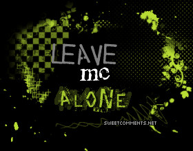 Leave Me Alone Quotes http://www.pic2fly.com/Never+Leave+Me+Alone ...