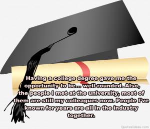 Graduation Quotes 2015