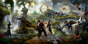 """Review: """"Oz the Great and Powerful,"""" a Whirlwind Adventure"""