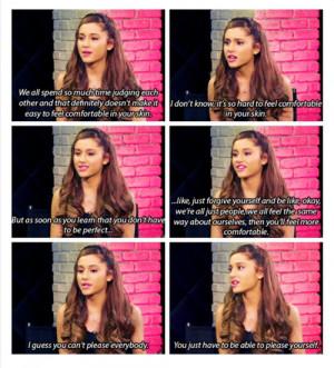 Ariana Grande Funny Quotes Ariana grande quotes