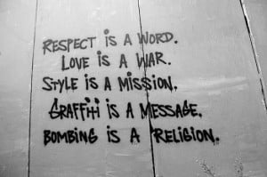 Banksy Graffiti Quotes and Sayings