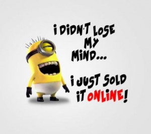 Crazy Minion Jokes