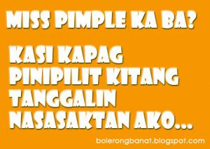 Tagalog Banat Quotes...