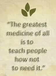 Alternative Medicine Quotes