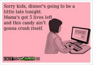 Re: Candy Crush woes