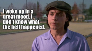mike damone on fast times at ridgemont high