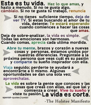Spanish love quotes collection (31)